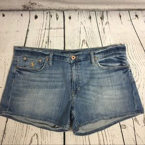 Ralph Lauren Sports/ Cutoffs/ Stone washed/ Sz 32